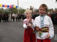 У Новій Басані на Чернігівщині відкрилась нова сучасна школа