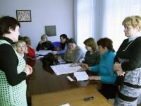 Традиція проведення спільних семінарів районних організацій Профспілки продовжується
