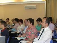 Відкритий обмін досвідом, думками, ідеями – засідання президії ЦК Профспілки