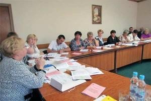 Ключові питання семінару: збереження соціальних стандартів працівників галузі та звітно-виборна кампанія в Профспілці