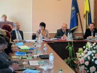 Виступ Тетяни Матвеєвої на засіданні президії Центрального комітету Профспілки працівників освіти і науки України