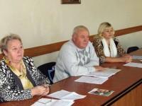 Президія обкому Профспілки аналізує роботу, підбиває підсумки, планує діяльність