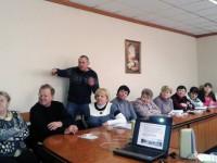 Лідери структурних ланок Профспілки підвищують свою кваліфікацію