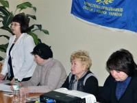 Слово має Інга Чеботаєва – голова Ніжинської районної організації Профспілки