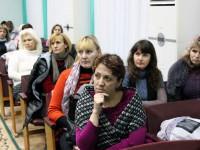 Освітяни міста Чернігова зібралися на семінар по комунікаціям в Профспілці