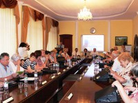 Засідання президії ЦК Профспілки: розглядалися питання літнього оздоровлення спілчан