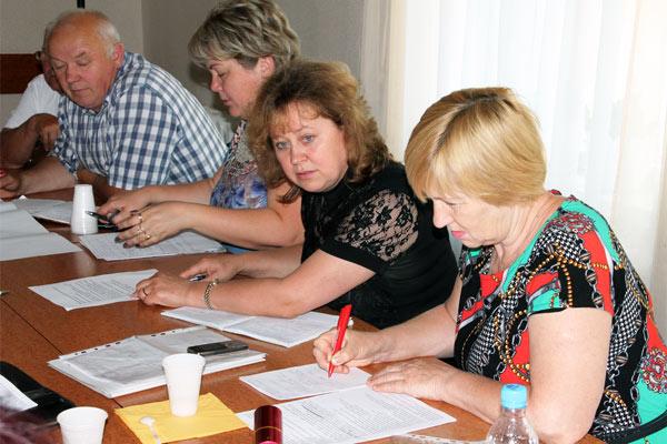 Продовжується системне навчання профспілкових лідерів