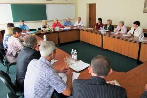 Розпочато навчання в системі профспілкової освіти Чернігівської обласної організації