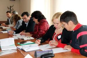 Навчання профспілкових переговірників в рамках дансько-українського проекту