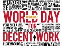 Всесвітній день дій за гідну працю