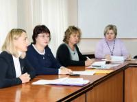 На засіданні президії обласного комітету розглянуто діяльність Ніжинської районної організації