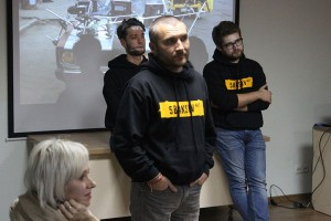 Профактив ЧНПУ відвідав презентацію 5baksiv.net