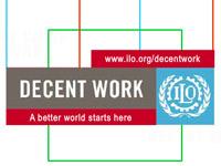 Гідна праця сприяє підвищенню соціальних стандартів життя та розвитку держави