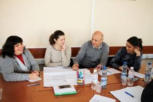 Розпочалося навчання молоді за міжнародним проектом