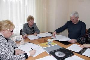 В центрі уваги президії – огляд-конкурс стану умов і охорони праці та інші питання