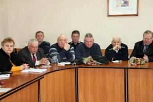 Визначене фінансове забезпечення діяльності обласної організації у 2017 році та підведені підсумки обласного огляду-конкурсу