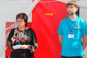 Чернігівські освітяни гідно виступили на змаганнях із міні-футболу