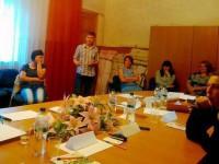 В Городнянському районі запрацювала літня профспілкова школа
