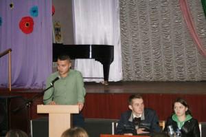 В НДУ обрано голову первинної профспілкової організації студентів