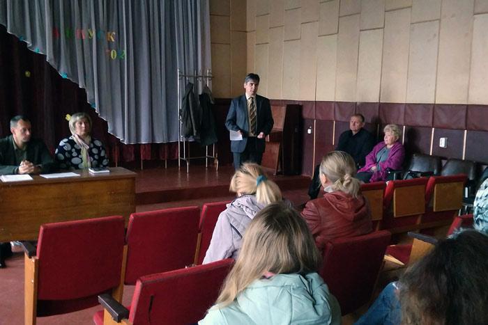 Створені первинні організації Профспілки у Менській та Комарівській ОТГ