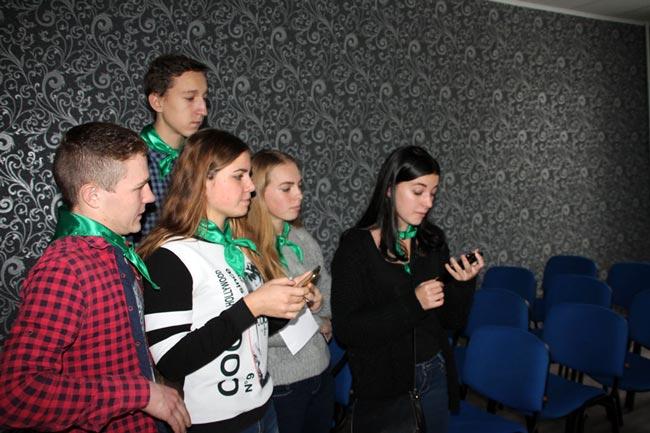 Студентські профкоми презентували свою роботу та перевіряли можливості своїх команд у квесті