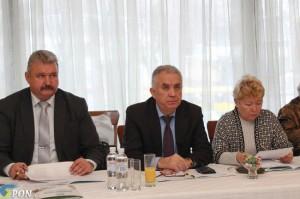 Підсумкове засідання президії ЦК Профспілки у 2017 році