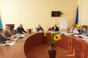 Засідання президії комітету Чернігівської обласної організації Профспілки: рішення, підсумки, плани