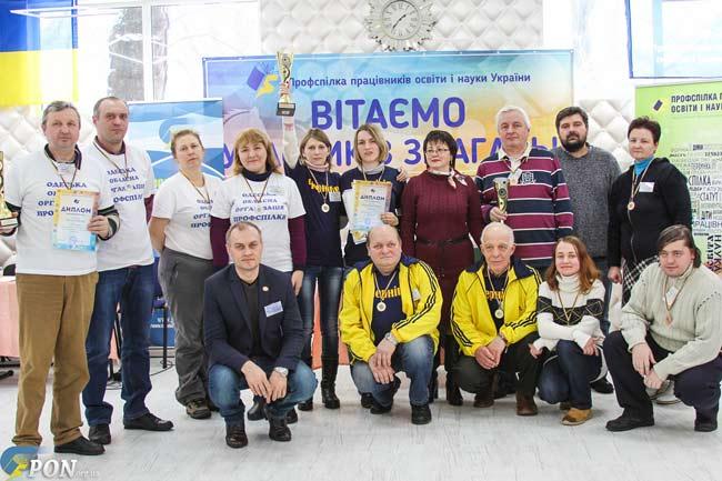 Всеукраїнські змагання з шахів – перемога у Чернігівчан!