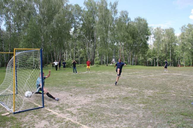 Освітяни Чернігівщини продемонстрували свої спортивні таланти