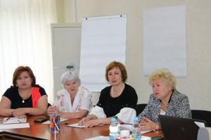 Одеські освітяни провели триденне навчання в Чернігові