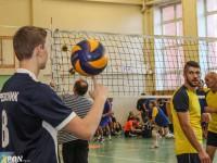 Чернігівці - серед переможців освітянських змагань з волейболу!