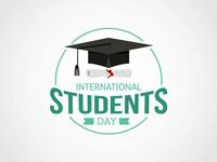 Щиро вітаємо з Міжнародним Днем Студентів багатотисячну студентську громаду області!