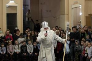 Профспілка запросила дітей спілчан Чернігівщини до казки!