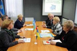 Чернігівські освітяни розвивають співпрацю зі своїми колегами з білоруської профспілки