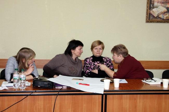 Чернігівські освітяни додають до своєї компетенції медіаграмотність