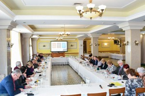 Президія ЦК Профспілки: на порядку денному актуальні питання